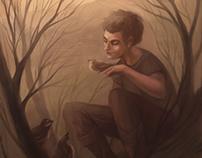 Digital Illustrations 2013