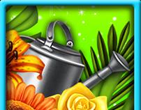 Magic flowers slots