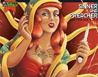 "BRAND NEW HATE - Sinners & Preachers 7"""