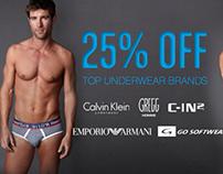 Freshpair - Underwear Expert Affiliate Banners