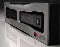 MAXPOWER Uninterruptible Power Supply