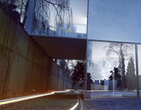 Cube House: personal project of concrete house