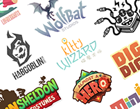 Logos video games + others