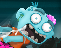 Zombie Attack - Game