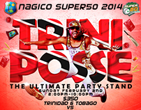 NAGICO SUPER50- TRINIPOSSE STAND