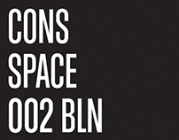 CONS SPACE 002 BLN