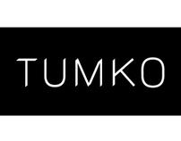 Logotype for designer clothes Alena Tumko