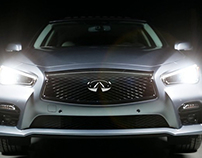 The All-New 2014 Infiniti Q50