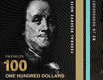 New United States Currency-Series Black