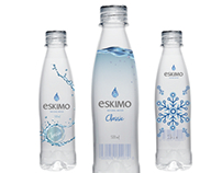 Eskimo spring water