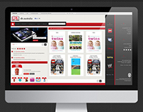DK Australia website