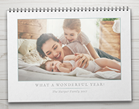 A Year in Review: Beautiful Memories Product Set