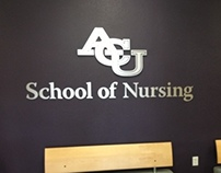 ACU School of Nursing Lounge