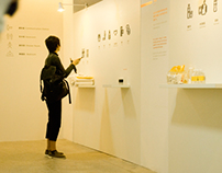 Escort : Safety Wayfinding Signage Design Exhibition