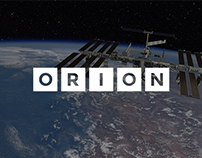 Free Orion PSD Template