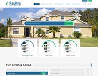 Reultra Real Estate Website
