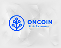 Oncoin promo page