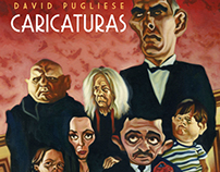 Book: David Pugliese Caricaturas