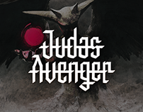 Judas Avenger – Logo & Cover Illustration