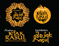 Kembara Bumi Suci Logo (Rejected)