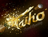 TAIHO VISION STUDIO OPENING