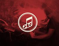 Melodiya Recordings Branding