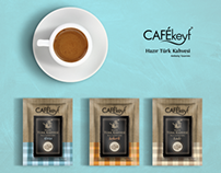 Cafekeyf Turkish Coffee Packages