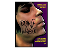 """Prince: The Musical"" Poster"