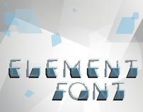 Element font