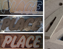 MAKING OF THE MANUFACTORING OF NEON SIGN FOR LA PLACE