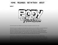 BODYHEATMUSIC website (no illustration) Turbofunk Label