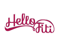 Lettering Hello Fiti