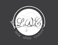 Little White Couture Logo/Watermark
