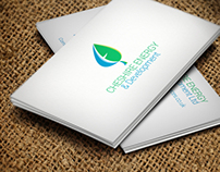 Brand Design - Cheshire Energy & Development Ltd