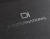 D-International | Logo Design
