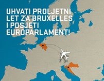 European Parliament Croatia: Facebook Quiz