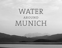 Water around Munich