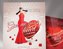 Valentine's Day Flyer 02