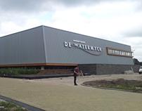 Steenwijk, Sportcentrum de Waterwyck (2013)