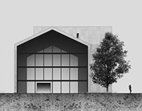 HDA - House of Architecture Schwerin, Germany