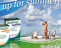 HealthAid • Ads