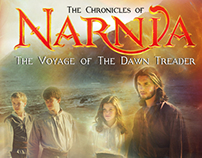 Chronicles of Narnia - DVD Cover (Remake)