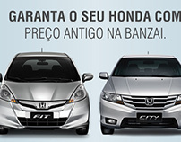 E-mail Marketing Banzai Honda