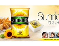 SunRich Oil Hoardings