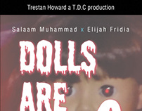 DOLLS ARE REAL 2 POSTER
