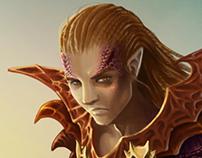 Humanoid dragons - Vaheru