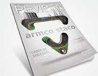 Revista Comemorativa Armco Staco