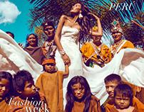 COVER RUNWAY MAGAZINE PERU