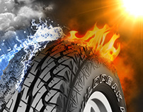 Wildpeak Tire Ad