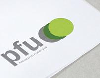 Logo brand PFU